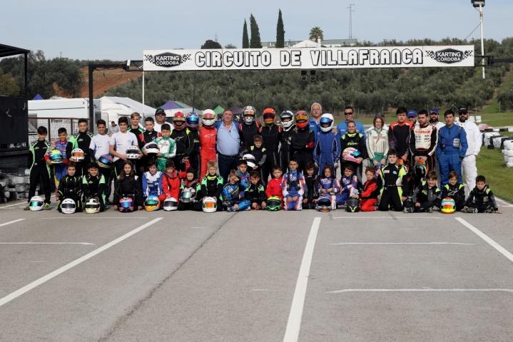 Fin de fiesta para el Campeonato de Andalucía de Karting 2018