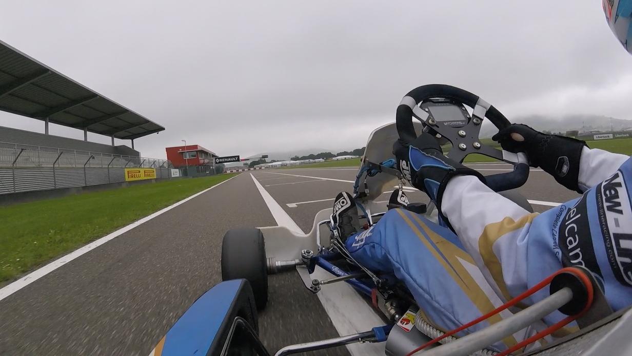 Circuito Fernando Alonso : Guía de pilotaje: circuito fernando alonso vroomkart spain