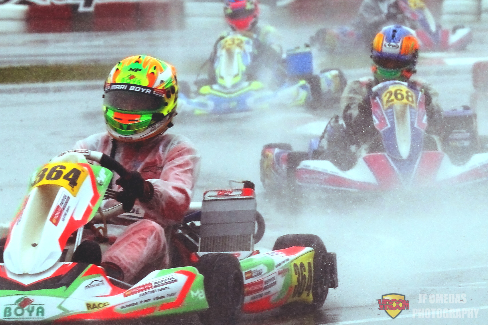 Iame Winter Cup Senior - Luchando contra los elementos hasta el final