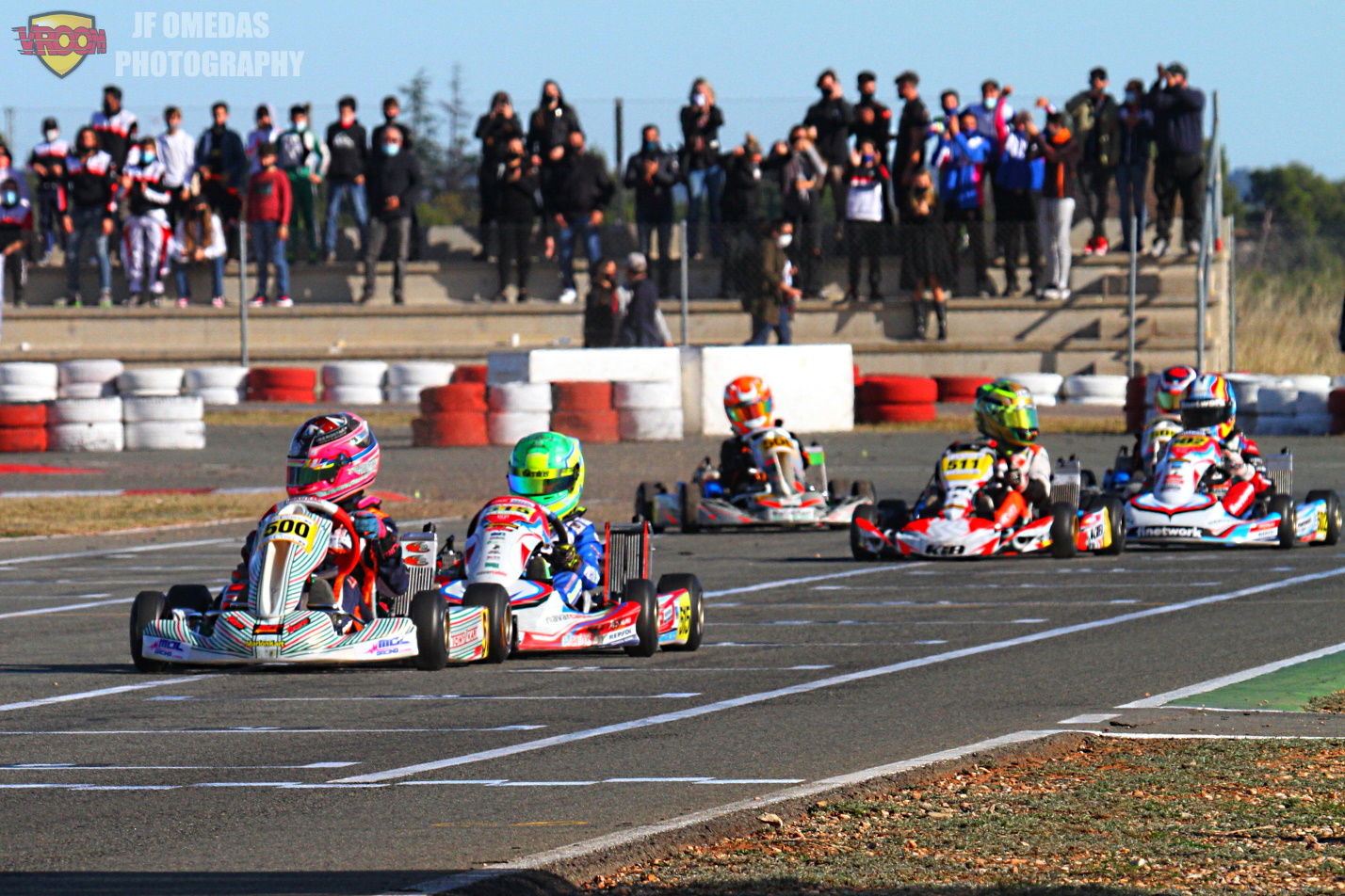 LeCont Trophy Mini - Luna Fluxá se hace con el triunfo en Chiva