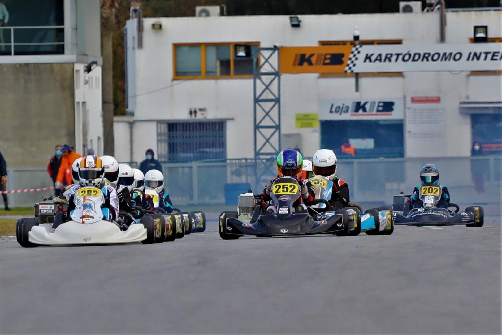 Trofeu Rotax - Victorias españolas en Braga