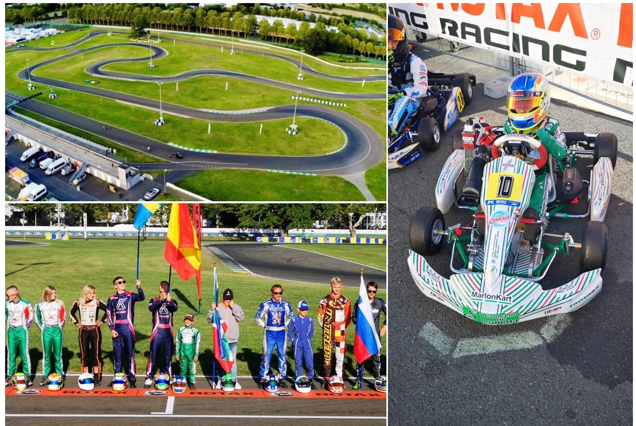 Concluye el primer Rotax International Trophy en Le Mans