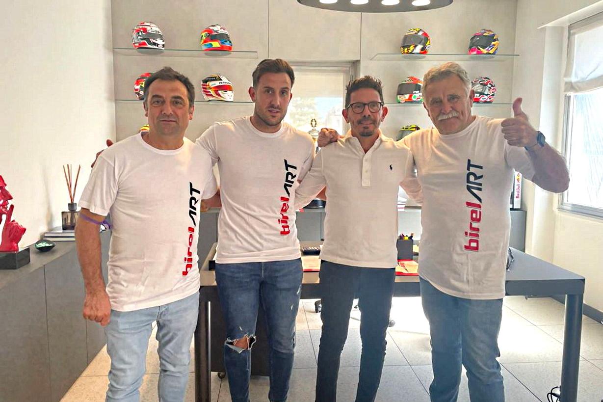 MDC Racing equipo oficial Birel Art para España