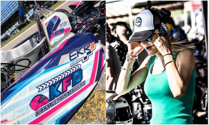 Nuevos horizontes: EKR Kart Female Drivers