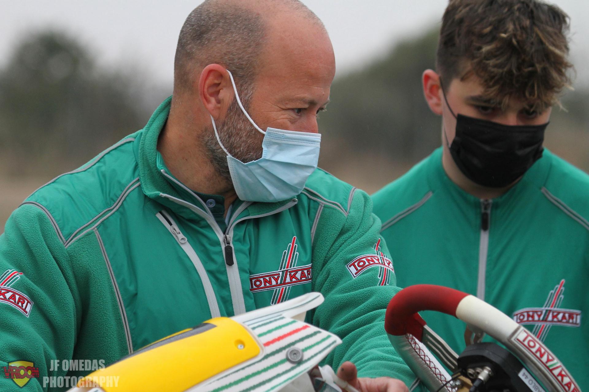 """Francisco Rodríguez (TDKart): """"Hay que acercar el karting a los niños que no lo conocen"""""""