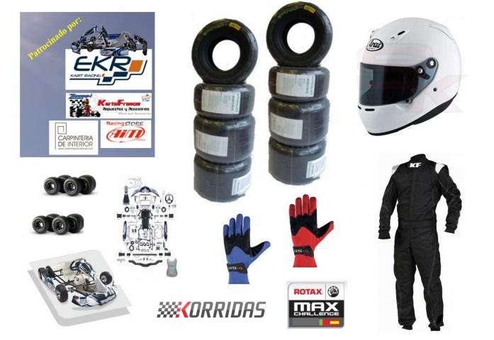 Incentivos en el karting: ¡premios y más premios!
