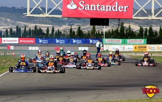 Campeonato de España - Resultados de la tercera prueba