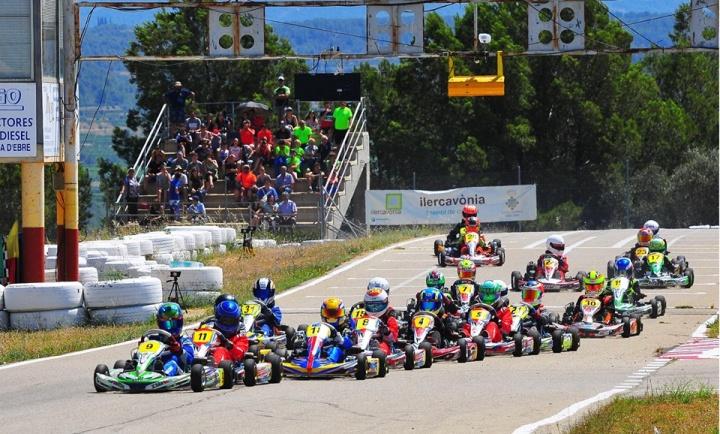El Campionat de Catalunya supera su ecuador
