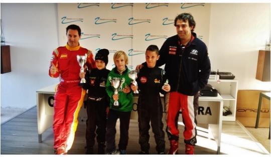 Selección pilotos Rotax – Las becas ya tienen dueños