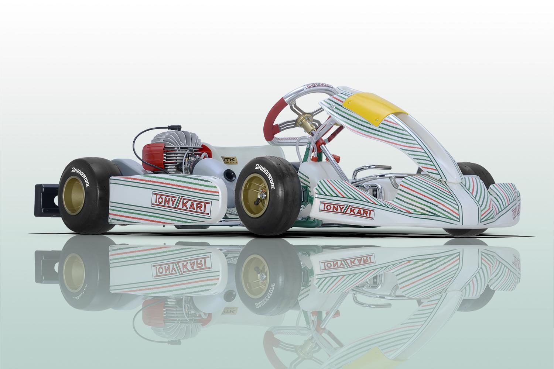 Nuevo Tony Kart Mini 2020 - Homologación CIK FIA