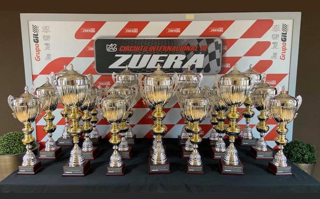 La Copa de Campeones cierra la temporada en Zuera