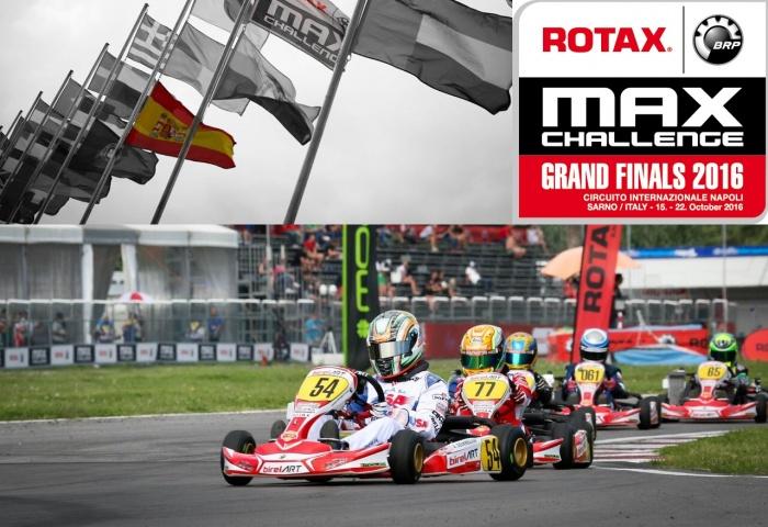 RMCGF 2016 - Tiempos esperanzadores de los pilotos españoles.
