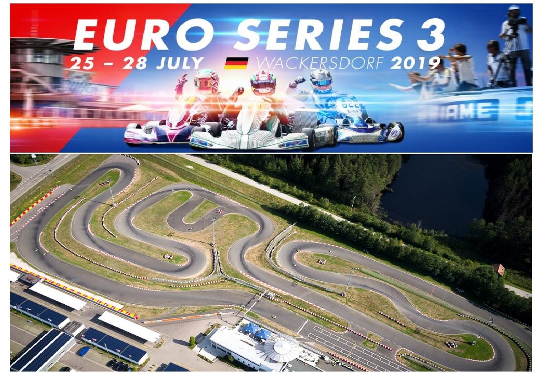 Iame Euro Series: los españoles a por el podio en Wackersdorf