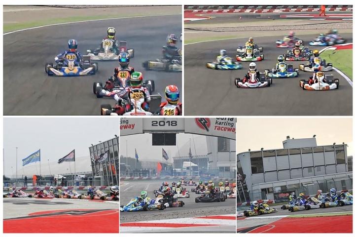 WSK Champions Cup - Buen papel de los pilotos españoles en Adria
